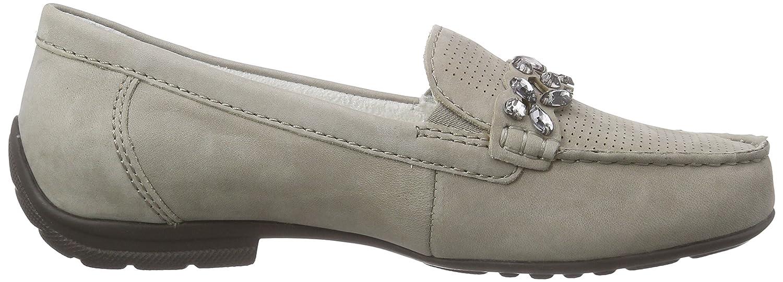 Gabor Shoes 42.663 Damen Mokassin ,Braun (33 visone) ,37 EU