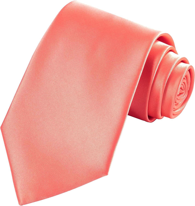 tacto sedoso corbata de regalo Tie G U Style corbata de boda microfibra en estuche de regalo hombres Corbata de sat/én s/ólido corbata para hombres