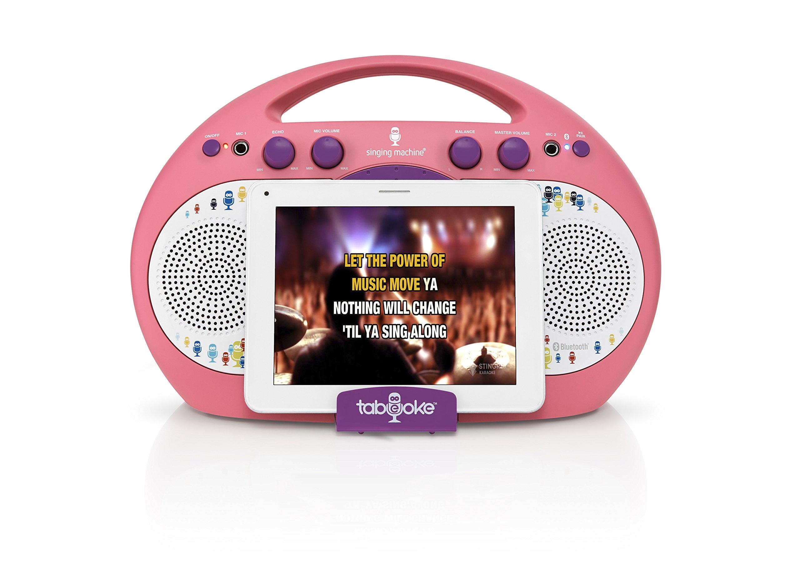 Singing Machine ISM398PP Karaoke System Home by Singing Machine (Image #4)