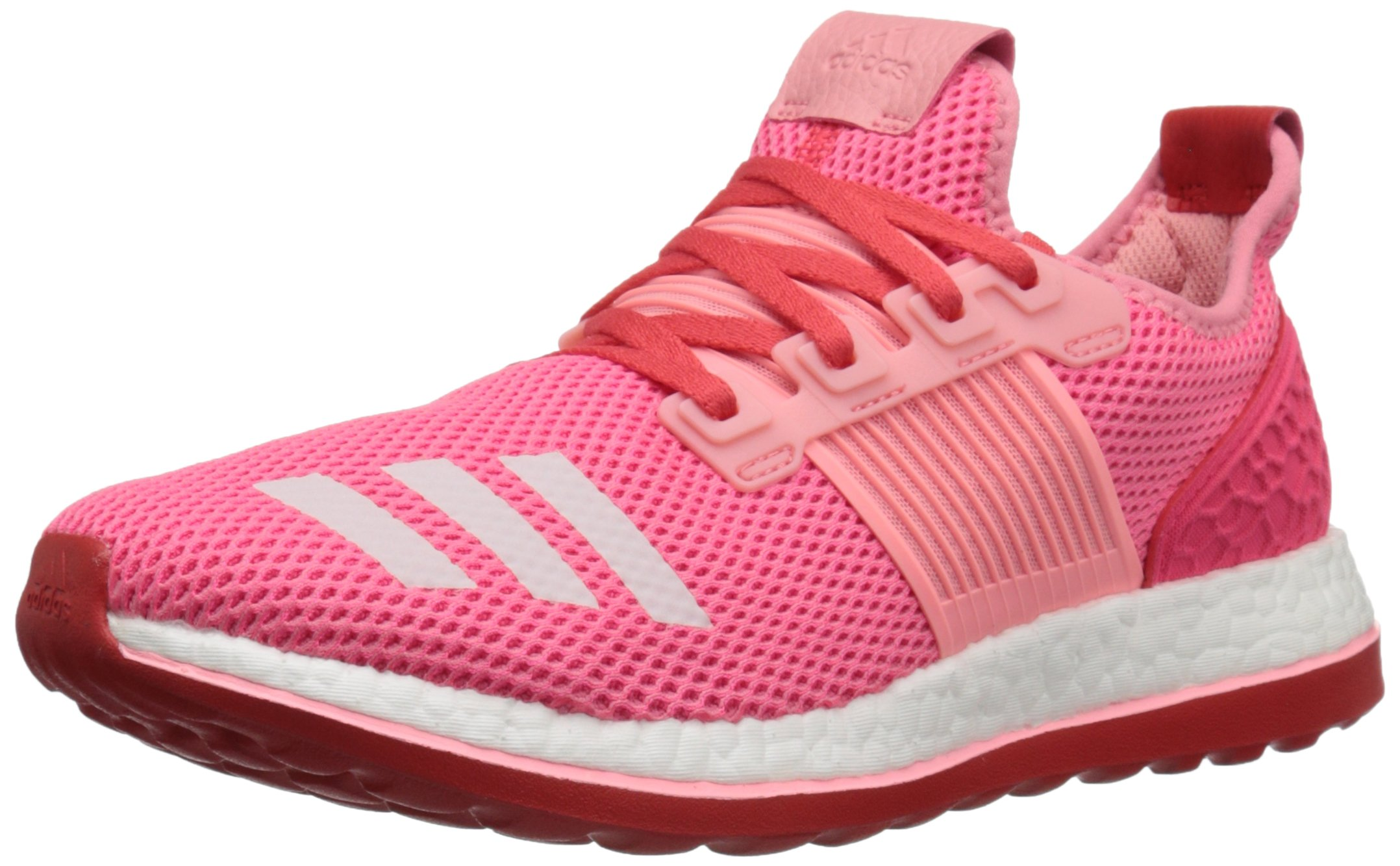 wide varieties best deals on great prices Adidas Performance Men's Pureboost ZG M Running Shoe, Ray Pink ...