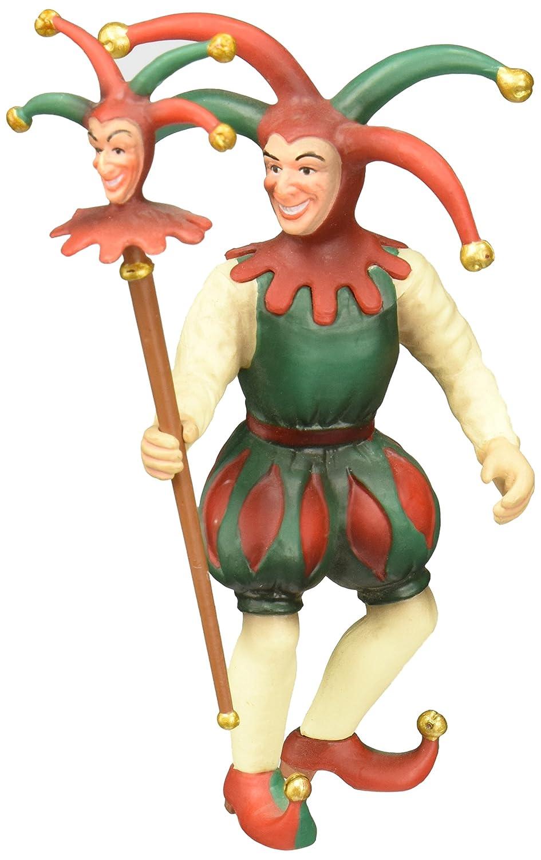 amazon com schleich court jester courtiers toys games