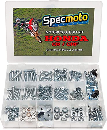 SPECBOLT LOCK NUT KIT FOR ATV /& MOTORCYCLE SERVICE HONDA KAWASAKI SUZUKI YAMAHA