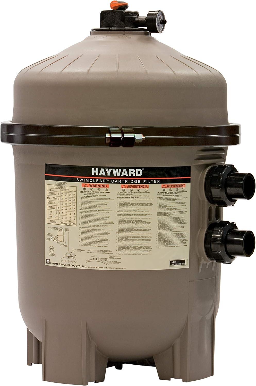 Hayward W3C3030 SwimClear Cartridge Pool Filter, 325 Square Foot