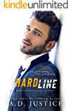 Hard Line (Steele Security Crossing Lines Book 3)