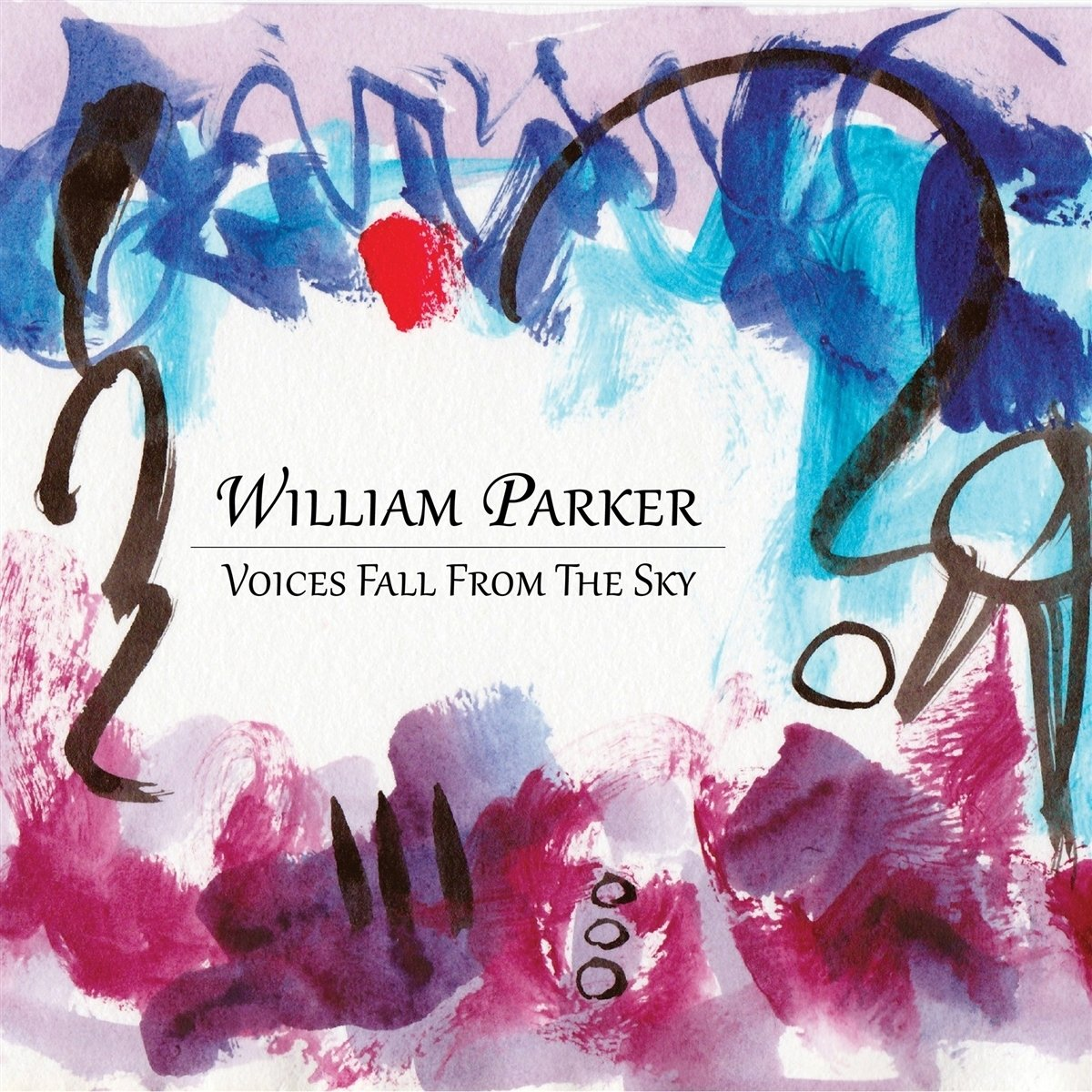 CD : William Parker - Voices Fall From The Sky (Boxed Set, 3PC)