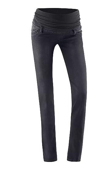 Jeans Maya Femme Hose Ventre Leg Slim Maternity qO86xw