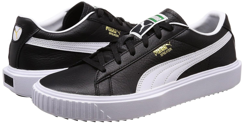 Puma Sneakers Breaker Nera con Logo