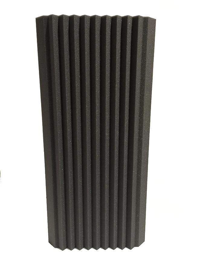 Advanced Acoustics - trampa para Bajos, 91 cm, DE Espuma acústica (paquete de 2): Amazon.es: Instrumentos musicales
