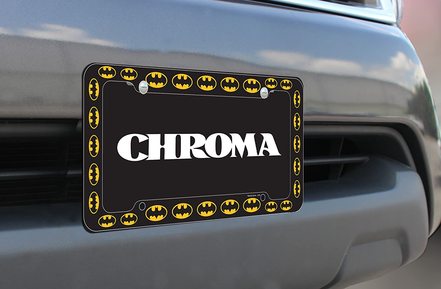 Chroma 42519 Black Batman Plastic Frame