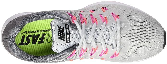0bd14b484a95 Nike Women s Wmns Air Zoom Pegasus 33 Running Shoes