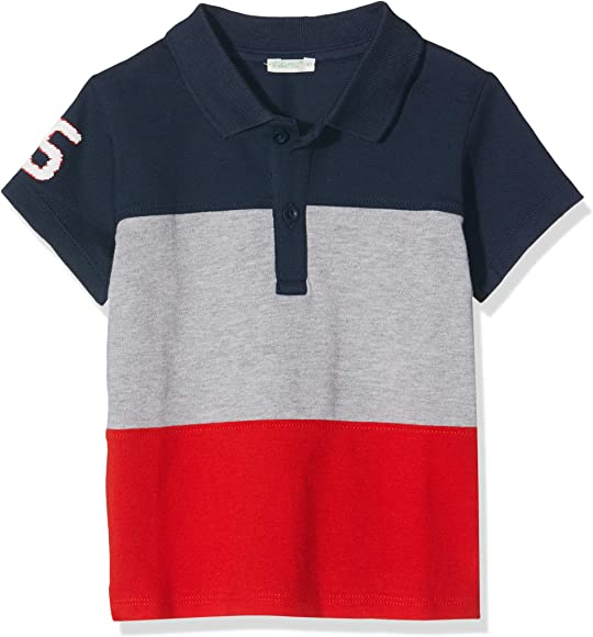 United Colors of Benetton H/S Polo Shirt, Bebés: Amazon.es: Ropa y ...