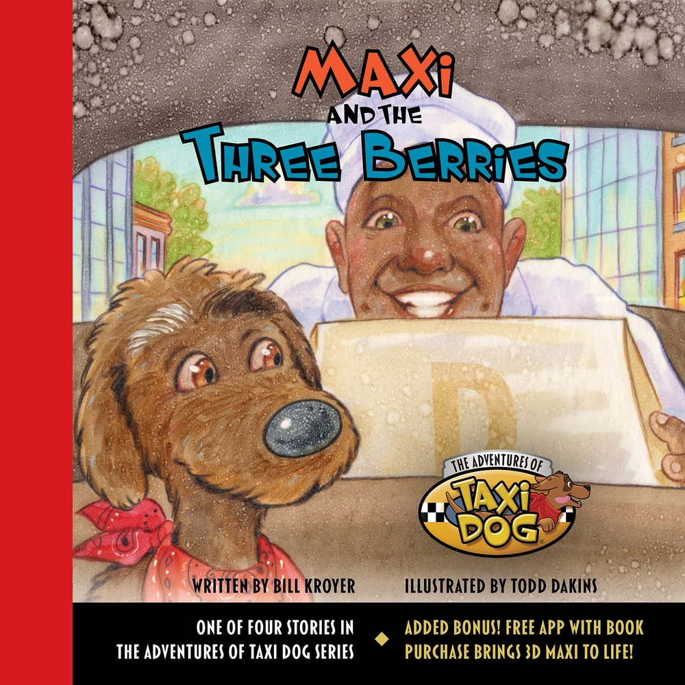 Download Maxi and the Three Berries (Maxi the Taxi Dog) pdf