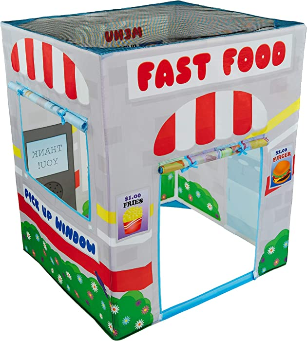 Top 9 Drive Thru Food Playset