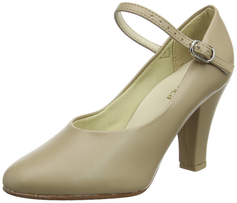 Beige (Tan) So Danca Ch53, Chaussures de Claquettes Femme 43.5 EU
