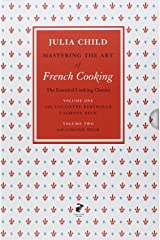 Mastering the Art of French Cooking Volumes 1 & 2 (Two Volume Slipcase) Hardcover