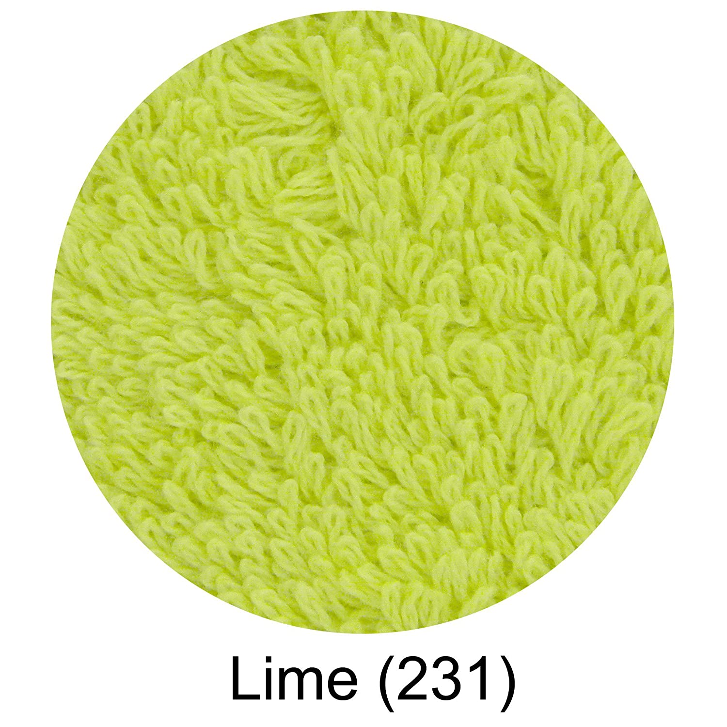 Abyss & Habidecor.- Toalla Super Pile Color Lime 231 en medida 70x140 cm: Amazon.es: Hogar