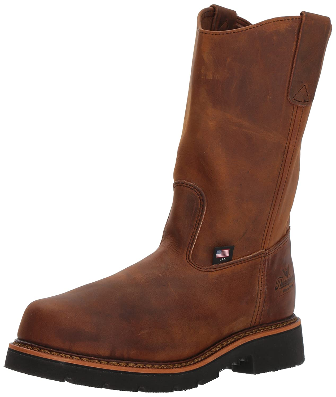 Thorogood メンズ B00AH83F9I 12 2E US|Brown Crazyhorse Brown Crazyhorse 12 2E US