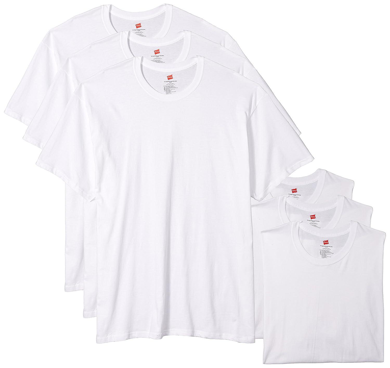 Hanes Men's 3 Pack Ultimate V-Neck Tee Hanes Men's Underwear 7880
