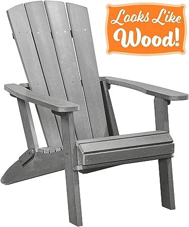 Giantex Outdoor Patio Folding Chairs Furniture Camping Deck Garden Pool Beach Set of 4