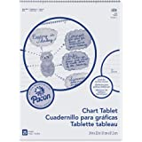 "Pacon Chart Tablet, 24""x32"", 25 Sheets/Tablet"