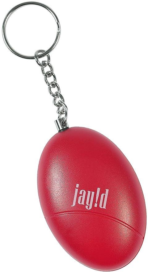 Probablemente el MEJOR dispositivo de autodefensa para mujeres en forma de una alarma del pánico portátil de