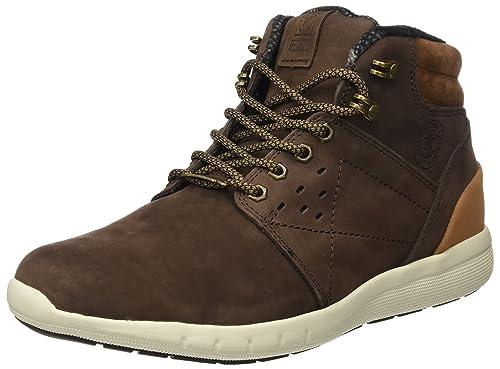 Coronel Tapioca Bota Caballero, Botines para Hombre, (Marron/Camel), 42 EU: Amazon.es: Zapatos y complementos