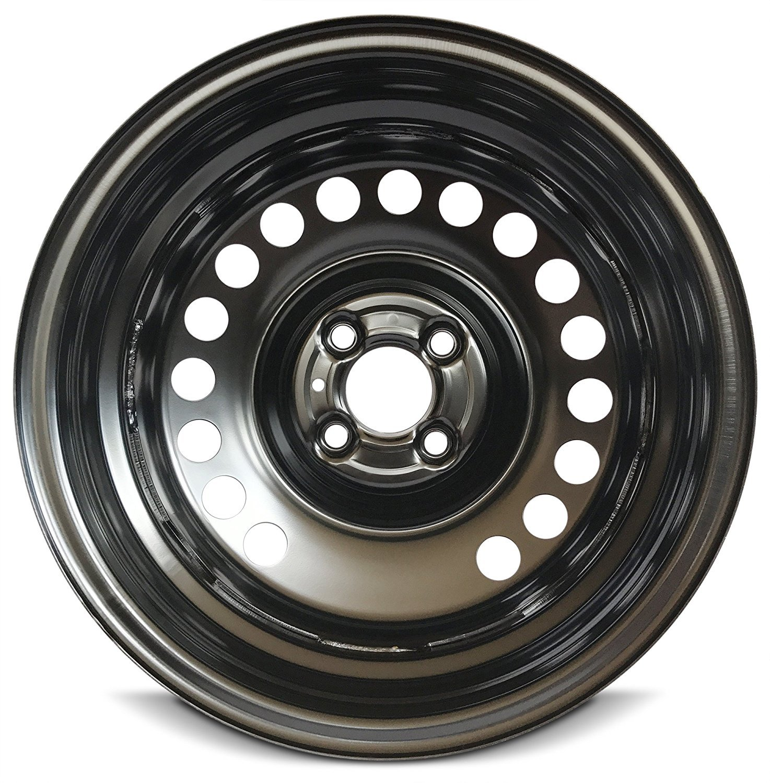 Amazon.com: Rin de acero para Nissan Versa, 15pulgadas ...