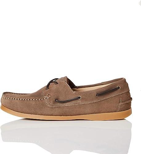 Amazon Marke: find. Boat Shoe Herren Bootsschuhe