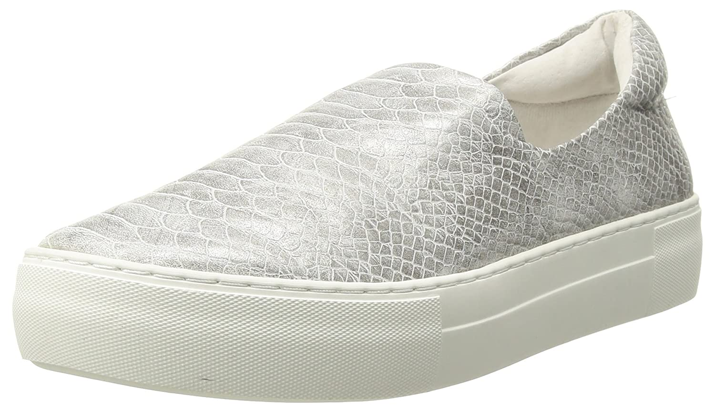 J Slides Women's Ariana Fashion Sneaker B075CNFPJP 10 B(M) US|Silver Met