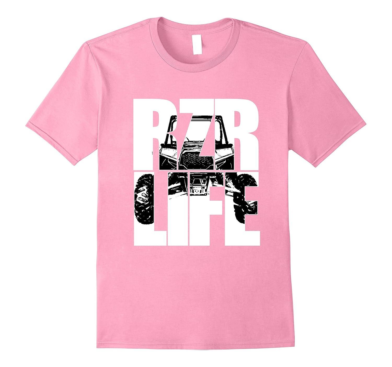 80edf2dec2 RZR Life 2 ATV / UTV Offroad Mud Trail Riding T-Shirt-ah my shirt ...