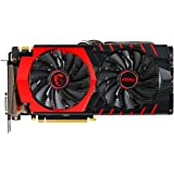 MSI Geforce GTX980Ti Gaming 6GB Twin Frozer OC Edition (GDDR5, PCI-E 3.0, V-Sync, 384Bits, DL-DVI-I/HDMI/DPx3) Graphics Card