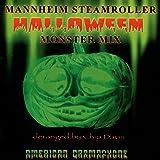 Halloween Monster Mix