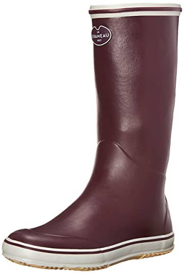 Le Chameau Footwear Women's Brehat Boot, Cherry, ...