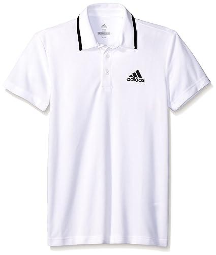 ee561299f24b3 Amazon.com  adidas Men s Tennis Advantage Polo  Sports   Outdoors