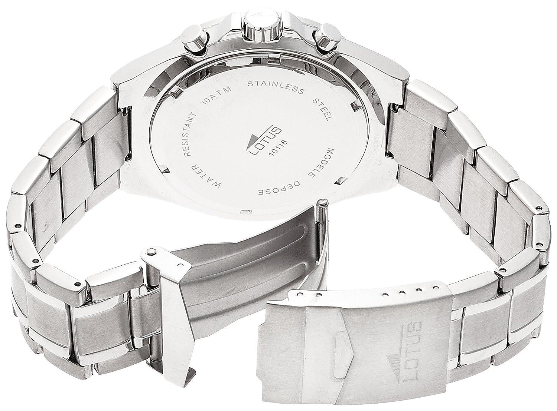 4d33491d2efe Amazon.com  Lotus Watch 10118 1  Watches