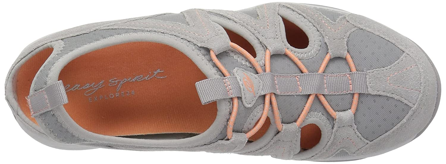 Easy Spirit B07493VWPP Women's Earthen First Walker Shoe B07493VWPP Spirit 10 W US|Grey 4e686a