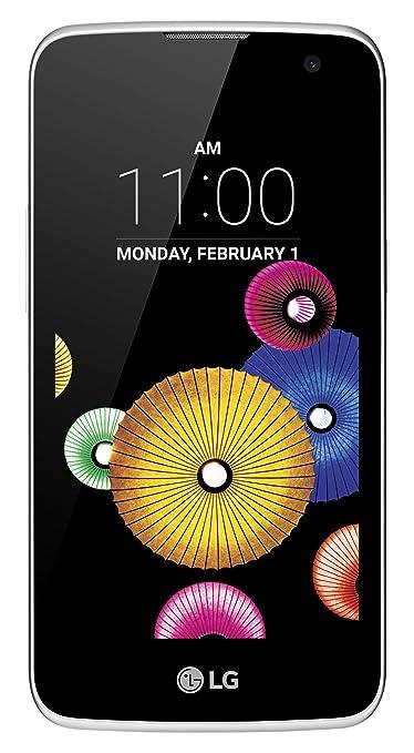 """24 opinioni per LG K4 Smartphone, Display IPS 4.5"""", 4G LTE, Fotocamera 5MP e Frontale 2MP,"""
