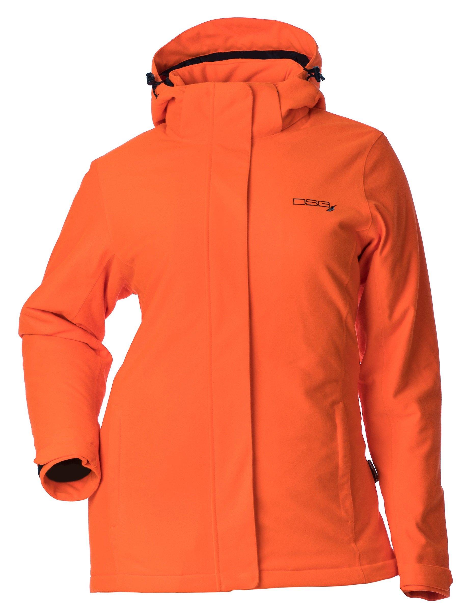 DSG Outerwear Women's Addie Hunting Jacket, Blaze Orange, Large by DSG Outerwear