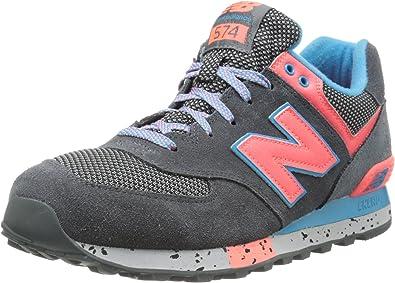 New Balance ML 574 DGB Dark Grey Blue