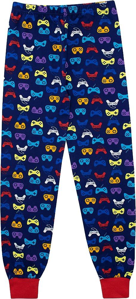 Harry Bear Pijamas de Manga Larga para ni/ñas Unicornio Ajuste Ce/ñido