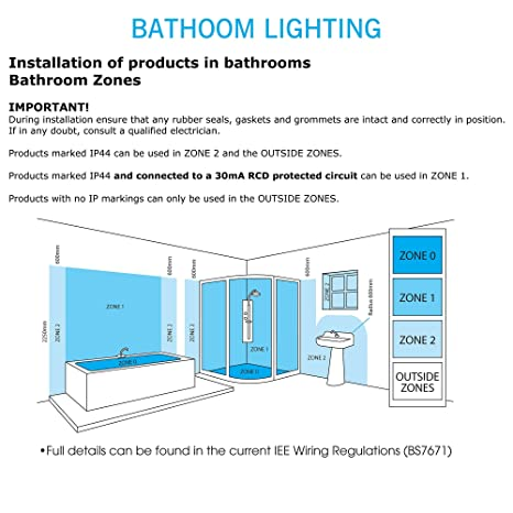 Incredible Litecraft Ip44 Rated Bathroom Led Picture Mirror Wall Light Chrome Wiring Database Obenzyuccorg