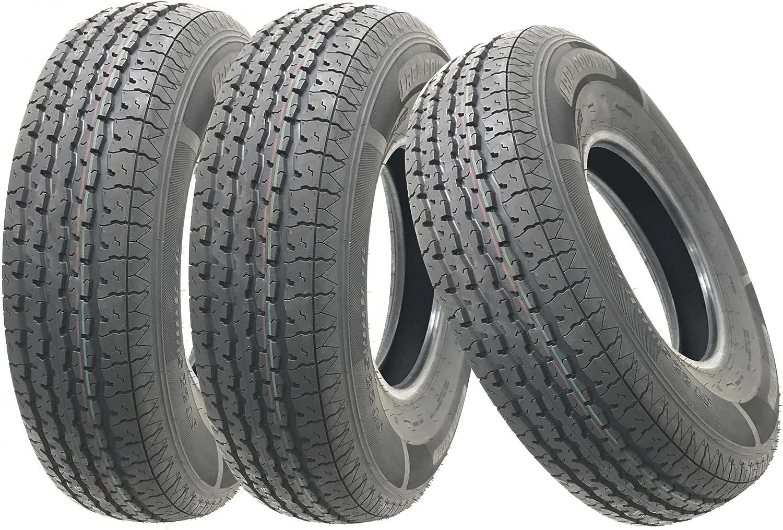 Amazon.com: Neumático para remolque radial ST 225/90R16/7.50 ...