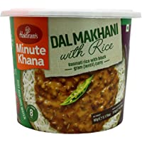 Haldirams Instant Bowl Dal Makhani With Rice, 90 gm