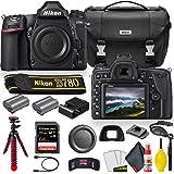 Nikon D780 24.5 MP Full Frame DSLR Camera (1618) - Accessory Bundle - with Sandisk Extreme Pro 64GB Card + Additional ENEL15