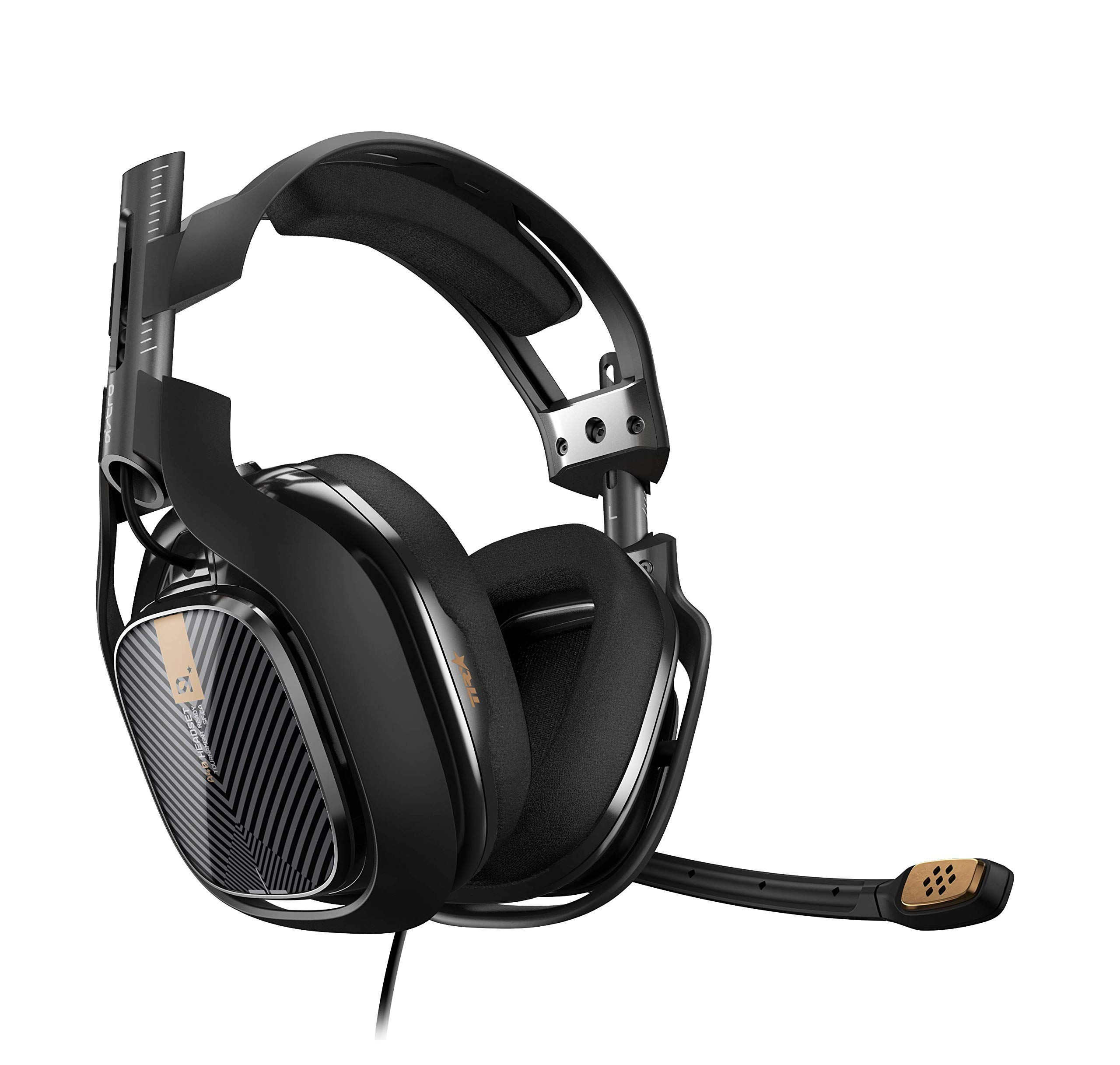 ASTRO Gaming A40 TR Gaming Headset for PC, Mac - Black (2017 Model) by ASTRO Gaming