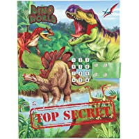DIARIO CODIGO SECRETO DINO WORLD TOP MODEL
