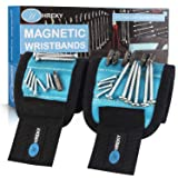 Magnetic Wristband with 15 Strong Magnets for