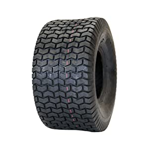 MARASTAR 20108 20x10.00-8 Replacement Law Lawnmower Tire Only