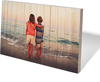 product image for 6.75x10.5 Custom Planked Wood Print