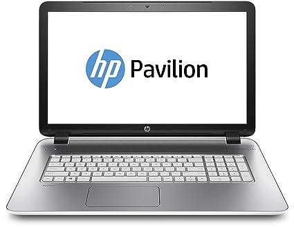 """HP Pavilion 17-f254ng Negro, Plata Portátil 43,9 cm (17.3"""""""